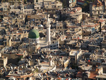 Damascus. Mosque on sunset ( Syria