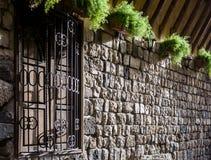 Damascus forntida stad Royaltyfri Bild