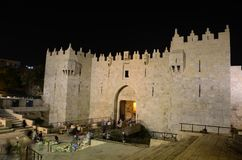 Damascus Gate Stock Image