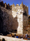 Damascus Gate, Jerusalem Stock Images