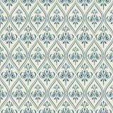 Damascus pattern. Seamless vintage background Stock Image