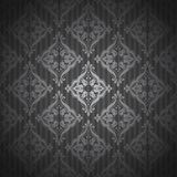Damascus pattern. Seamless vintage background. Damask pattern Seamless vintage background. Vector illustration Royalty Free Stock Images
