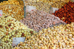 Damascus souk stock photo