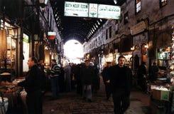 Damascus souk Stock Image