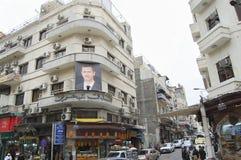 DAMASCUS, SYRIA - January 14, 2010 Royalty Free Stock Photo