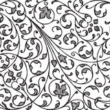 damask ανασκόπησης floral τρύγος λε ελεύθερη απεικόνιση δικαιώματος
