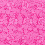 damask ροζ Στοκ εικόνα με δικαίωμα ελεύθερης χρήσης
