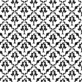 Damask. Abstract texture background, vector art Stock Image