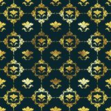 Damask Royalty Free Stock Images