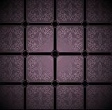 Damask background Royalty Free Stock Image