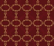 Damask background Royalty Free Stock Photos