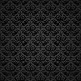 Damask Background Stock Image