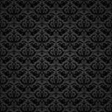 Damask Background. Background illustration of a damask pattern Stock Image