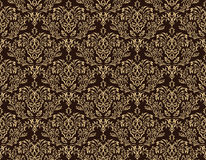 Damask background Royalty Free Stock Photo