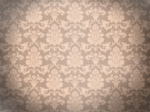 Damask background. Royalty Free Stock Image