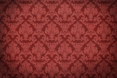 Damask background. Stock Photo