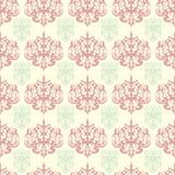 Damask colorful seamless pattern. Stock Photography