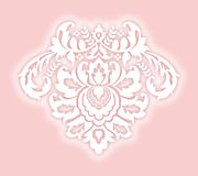 Damask Element Royalty Free Stock Photography