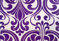 Damask figures Stock Photography