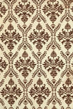 Damask floral pattern. Decorative wallpaper of Damask floral pattern stock photo