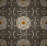 Damask Floral Seamless Pattern Royalty Free Stock Image