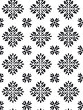 Damask foliage Pattern 4 Stock Images