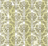 Damask Grunge Royalty Free Stock Images