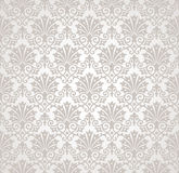 Damask luxurious wallpaper Stock Images