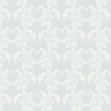 Damask luxury floral ornament pattern Royalty Free Stock Photo