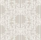 Damask old pattern Vector ornament decor. Baroque background textures. Damask old pattern Vector ornament decor. Baroque background texture Royalty Free Stock Photography