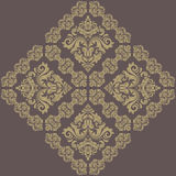 Damask  Orient Pattern Royalty Free Stock Image
