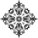 Damask  Orient Pattern Stock Photo