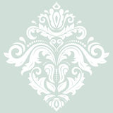Damask  Orient Pattern Royalty Free Stock Images