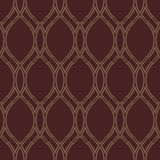 Damask  Orient Pattern Stock Photography