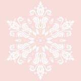 Damask  Orient Pattern Royalty Free Stock Photos