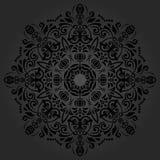 Damask  Oriental Pattern Stock Image
