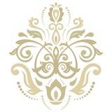 Damask  Oriental Pattern Stock Images