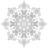Damask Oriental Pattern Royalty Free Stock Images