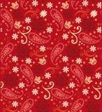 Damask Paisley Seamless Pattern Henna Royalty Free Stock Images