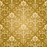 Damask  pattern Royalty Free Stock Image