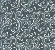 Damask pattern Stock Photo