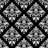 Damask  pattern Royalty Free Stock Images
