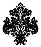 Damask pattern. Stock Images