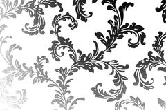 Damask pattern Stock Photos