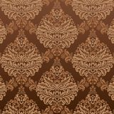 Damask pattern Stock Image