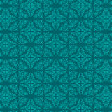 Damask pattern background. Decorative background with a Damask style pattern stock illustration