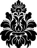 Damask pattern. Stock Photography