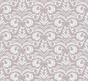 Damask pattern royalty free illustration