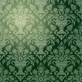 Damask pattern Royalty Free Stock Photo