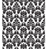 Damask Pattern One Royalty Free Stock Image